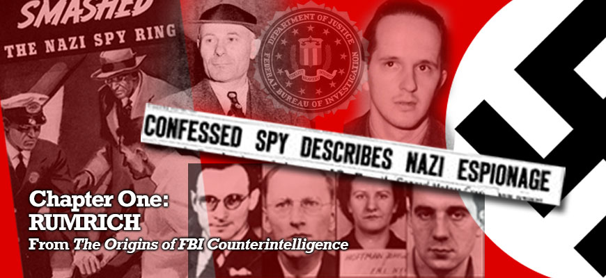 Image result for FBI and Abwehr