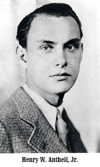 Henry W. Antheil, Jr.