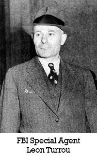 FBI Special Agent Leon Turrou