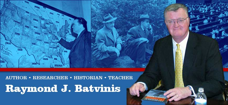Raymond Batvinis