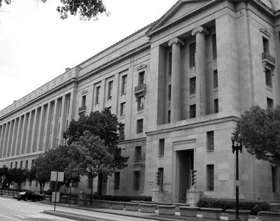 DOJ Building, Washington, DC