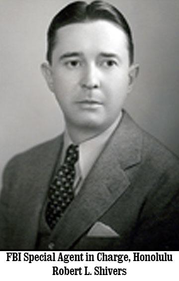 Robert Shivers, FBI