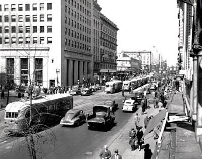 Washington DC 1940s