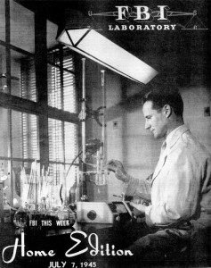 FBI This Week Home Edition, 7 July 1945: FBI Laboratory