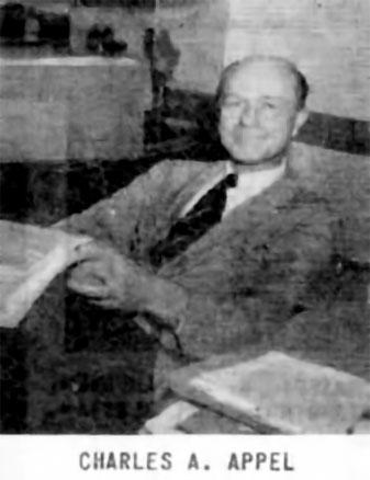 Charles Appel