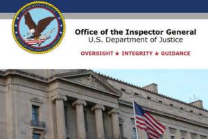 DOJ OIG Clinton Email Investigation Report