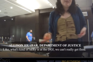 Multiple government agencies investigating employees identified in 'Deep State' video