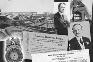 The Bureau and National Security in World War I