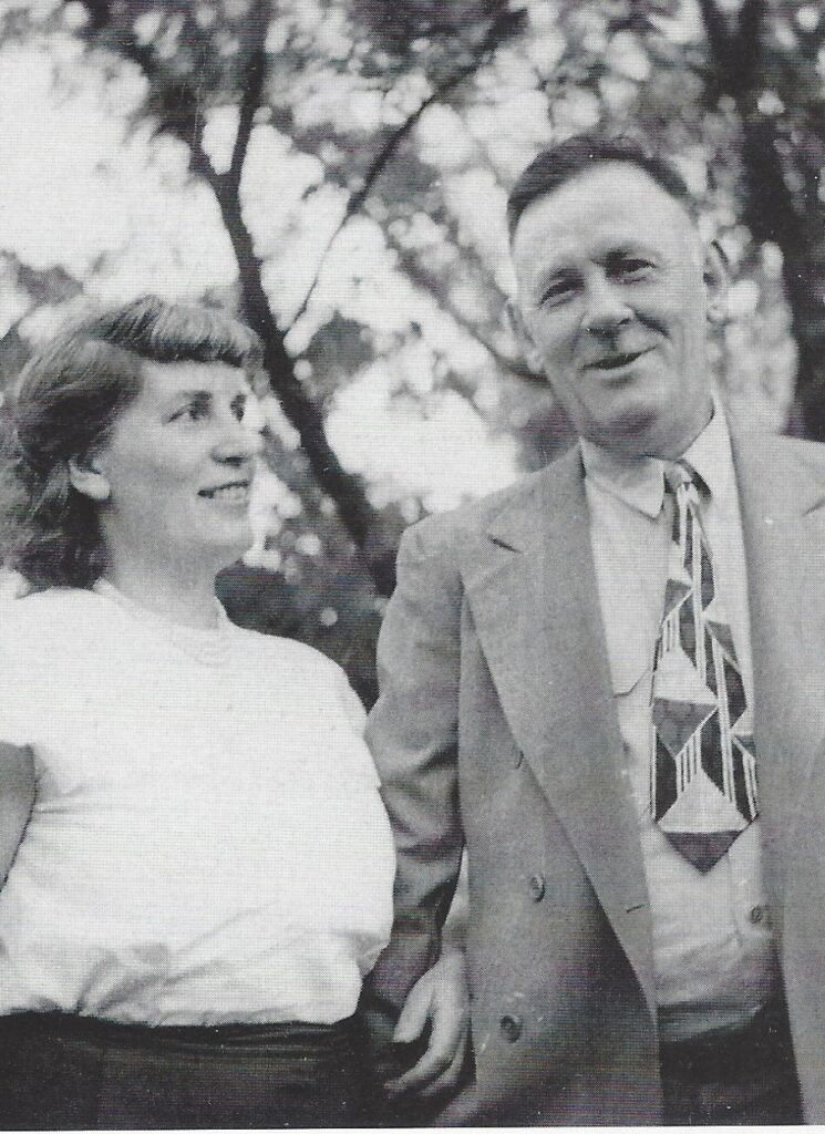 Helen and William Sebold